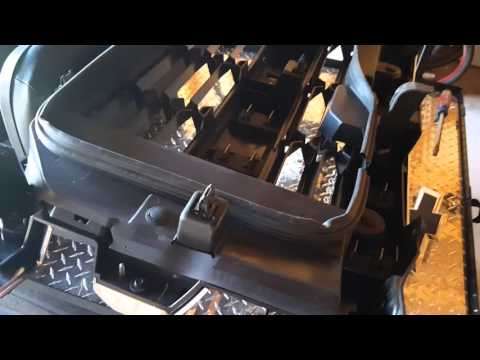 How to change Chevy Bowtie Emblem on 2016 Silverado