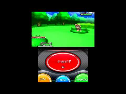 How to get Hoopa with PowerSaves Pokémon X and Y
