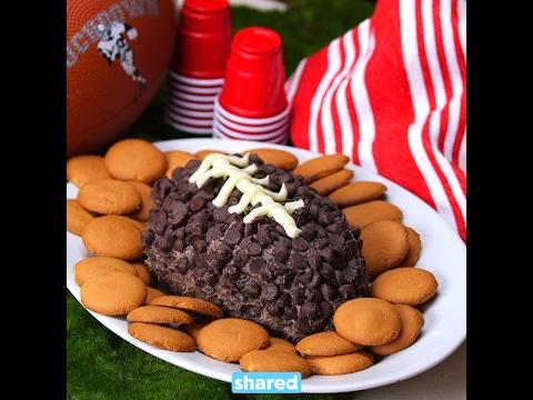 Cookies & Cream Cheese Ball