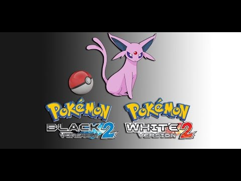 Pokemon Black 2/White 2 How To Get Espeon (HD)
