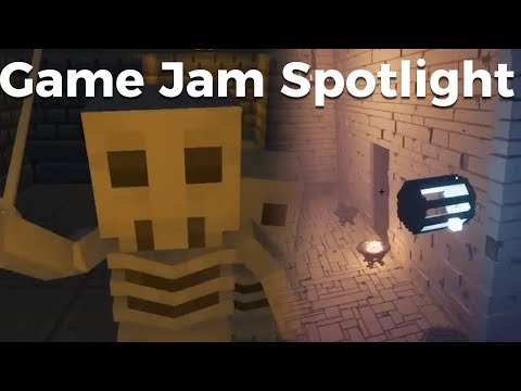 30 Second Quest Spotlight Video #1 [Let's Create Game Jam]