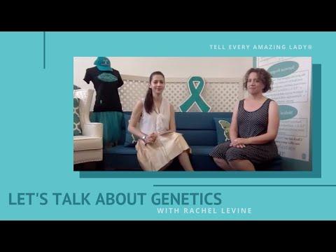 Let's Talk About Genetics - With Rachel Levine - Part 1