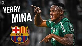 Yerry Mina ● Solid Defender ►Welcome To FC Barcelona 2018
