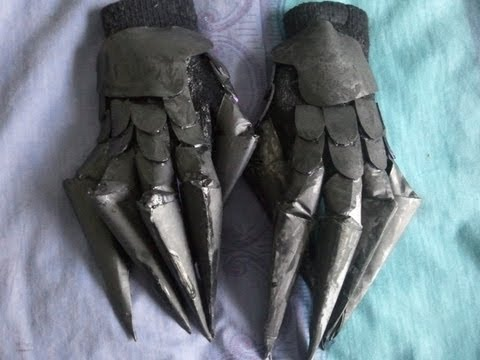 Tutorial - How to make Dead Master Gloves