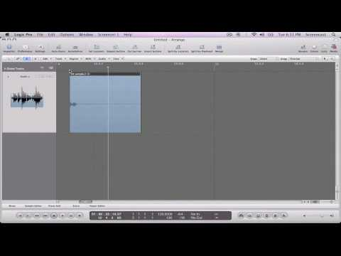 Logic EXS24 : Creating Your Own Multi-Sampled Instrument Part 1