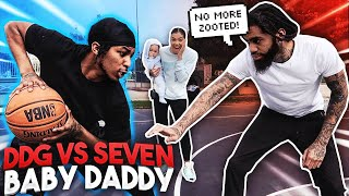 1v1 AGAINST SEVEN BABY DADDY... **THE END OF DDG & SEVEN**