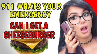 DUMBEST 911 CALLS EVER