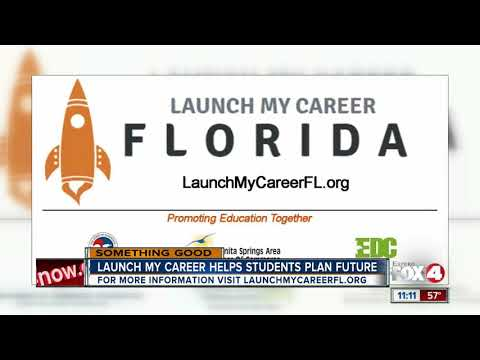 Launch my career helps students plan their future