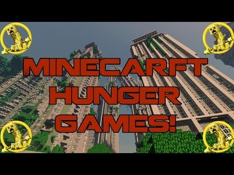 Hunger Games On Uber minecraft!