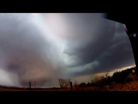 Kansas Tornado May 1 2018