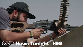 Download On The Front Lines Of Libya's Civil War (HBO) Video