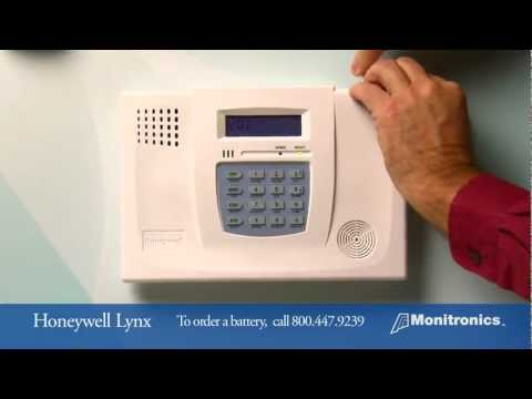 How to Change Your Honeywell Lynx Battery