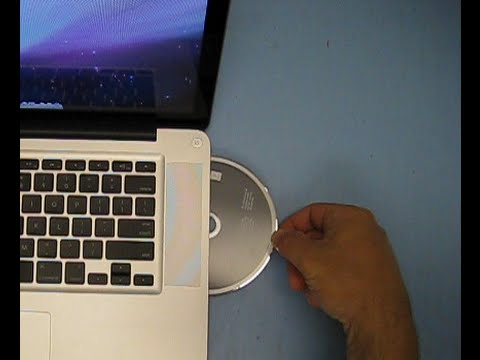 HOW CAN BOOT CD/DVD  IN APPLE MACBOOK