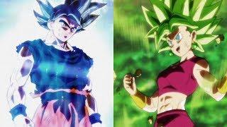 Goku VS Caulifla & Kale - AMV with The Best Moments