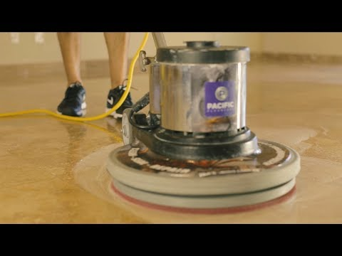 Natural Stone Travertine Tile Cleaning and Sealing | Arizona Tile & Grout Care