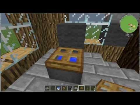 Minecraft Tutorial: How to Make a Full Bathroom (AESTHETICS)