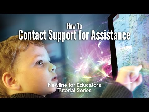 How To: Contact Support for Assistance