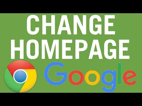 How To Make Google Your Homepage in Google Chrome