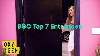 Bad Girls Club: Best Entrances Top 7 Countdown | Oxygen