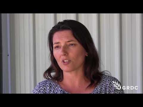 Mechelle Owen, AHRI, Tips for managing herbicide resistance in WA | GRDC Updates | Western