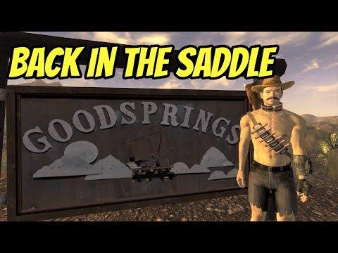 Back In the Saddle: Fallout New Vegas Alternate Start Mod #6