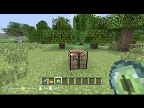 Minecraft (Xbox 360) - How To Go To The End! (Tutorial)