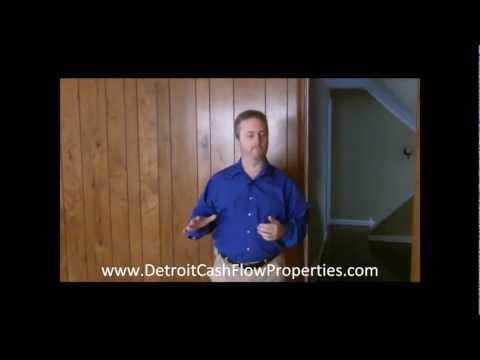 Detroit Performing Rental - Turn Key Investment Property