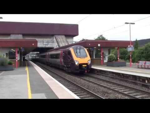 Birmingham International Railway Station and AirRail Link - Saturday 28th June 2014