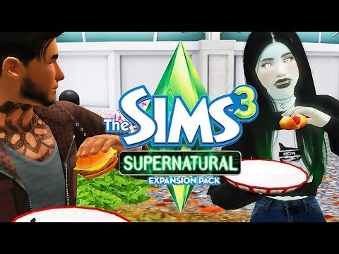 THE SIMS 3: SUPERNATURAL   [S2] PART 14 - A Second Chance