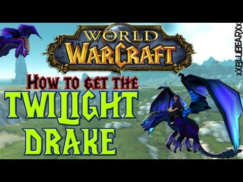 Wow - How to get the Twilight Drake - Solo Guide!