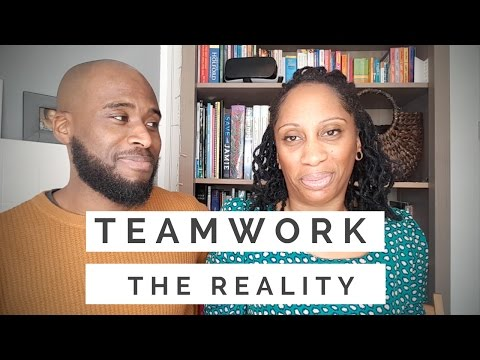 Teamwork in a Marriage | This Is Marriage
