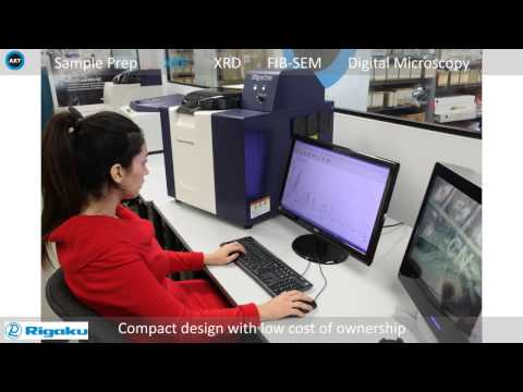 AXT's Demonstration Lab - High End Analytical Solutions