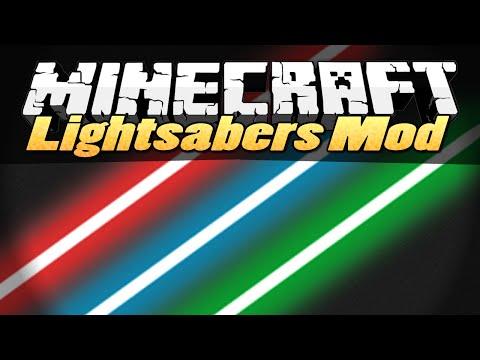 Minecraft Mods   STAR WARS LIGHTSABERS  