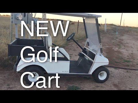 New Golf Cart