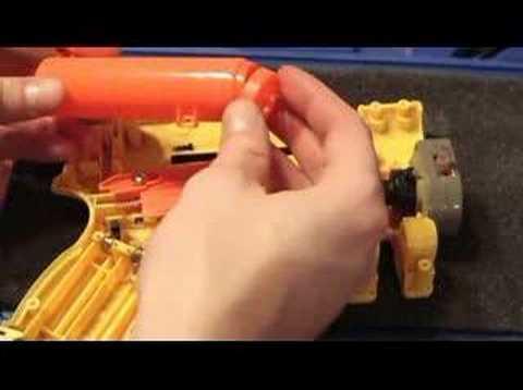 Easy Nerf Gun Hack