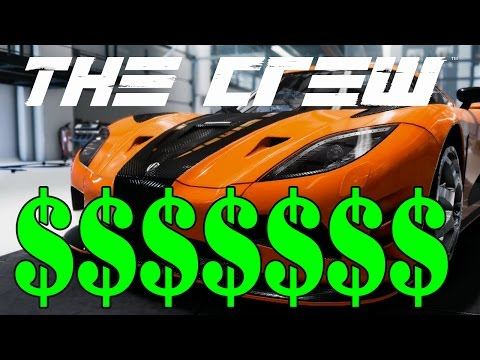 Buying the Most Expensive Car The Crew