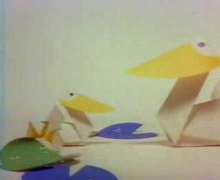 Quaq quao (origami duck kids show)