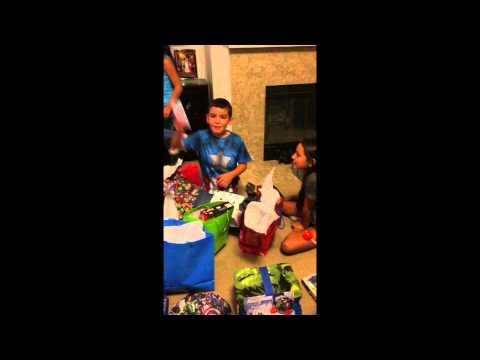 Jojo's 9th birthday shenanigans
