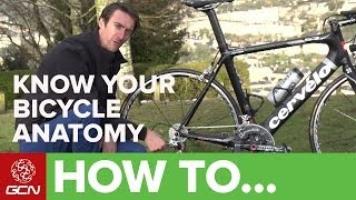 Anatomy Of A Bicycle - GCN
