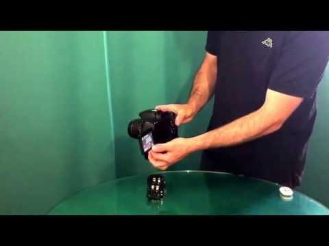 Battery grip commerciale per reflex Canon EOS 500D 600D 700D videorecensione.