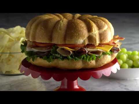 Sandwich In The Round