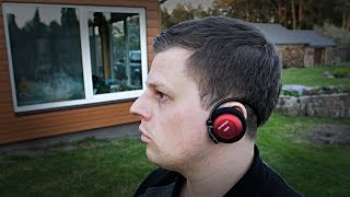A Virtual Personal Trainer? FX-Sport VRX Wireless Sports Headphones Review