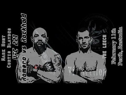 The MMA Vivisection - UFC 221: Romero vs. Rockhold picks, odds, & analysis