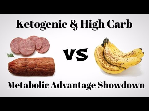 Testing The Ketogenic Metabolic Weight Loss Advantage