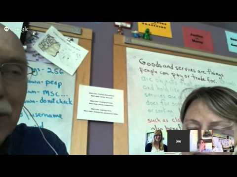 Personal Learning Plan Google Hangout #5