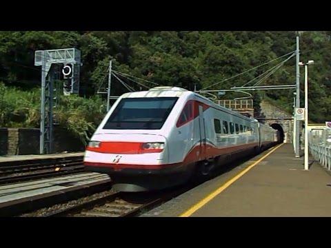 Ferrovia Genova-La Spezia, Il Fascino della Tirrenica Ligure [P.2/2]
