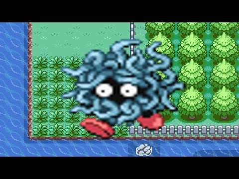 How to find Tangela in Pokemon Fire Red & Leaf Green