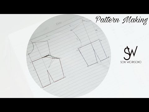 Pattern Making: Straight Across Mermaid Dress