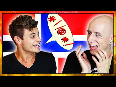 Learn Norwegian Curse Words (Ft. Roly)