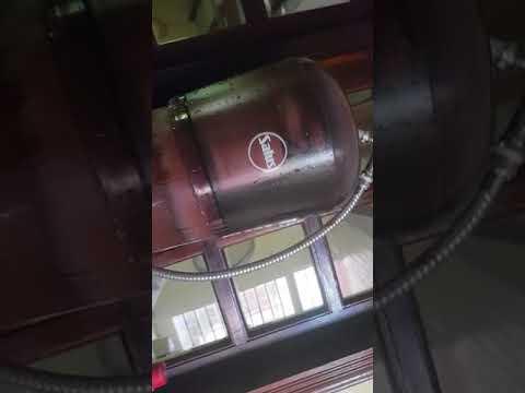 Filtro de água com bóia p encher automático